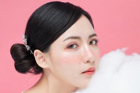 新娘秘書NINA彩妝整體造型_個人寫真