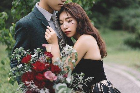 新娘秘書NINA彩妝整體造型_婚紗造型