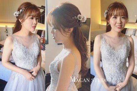 新娘冠葶訂結同天