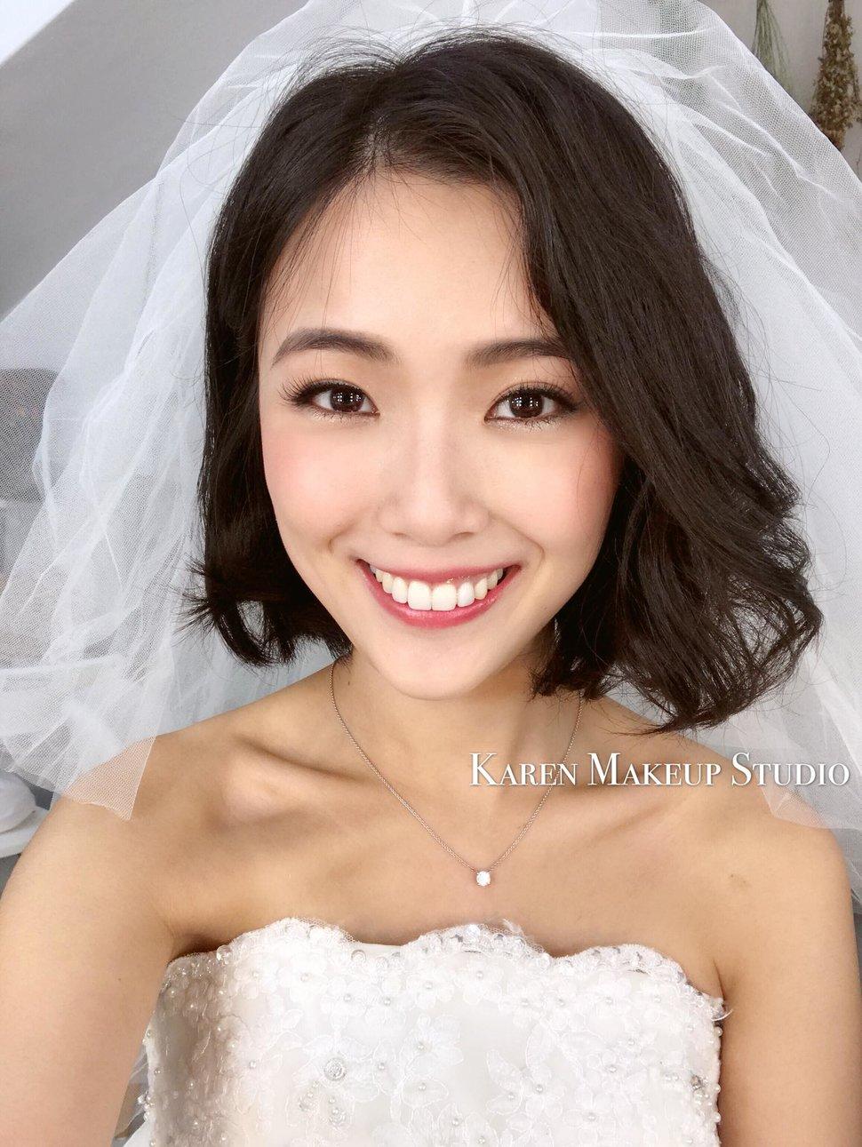 38227565_2178624858832031_5719378025598943232_o - KarenMakeup新娘秘書/韓系造型《結婚吧》