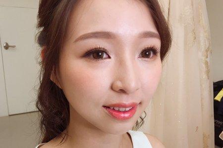 新娘秘書/試妝/奐奐