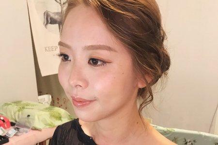 新娘秘書愷倫Karen/sasa婚紗拍攝