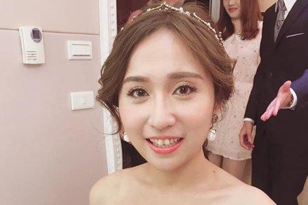 新娘秘書愷倫Karen/庭挺韓系造型