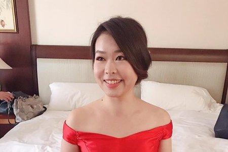 Karen Makeup Ω 翊淇婚禮