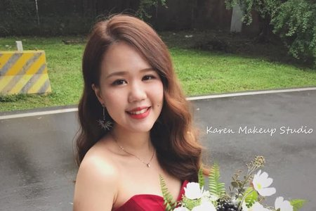 Karen Makeup Ω 新娘秘書