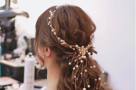 Hanna妝髮