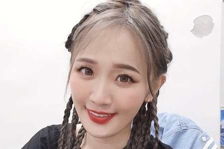 實況主Lala 妝髮