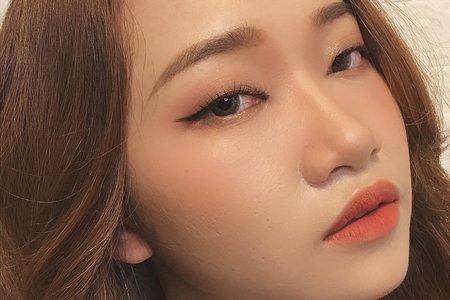 愷倫Karen-韓系韓風妝感