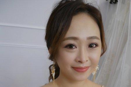 新娘秘書愷倫Karen-韓系妝感