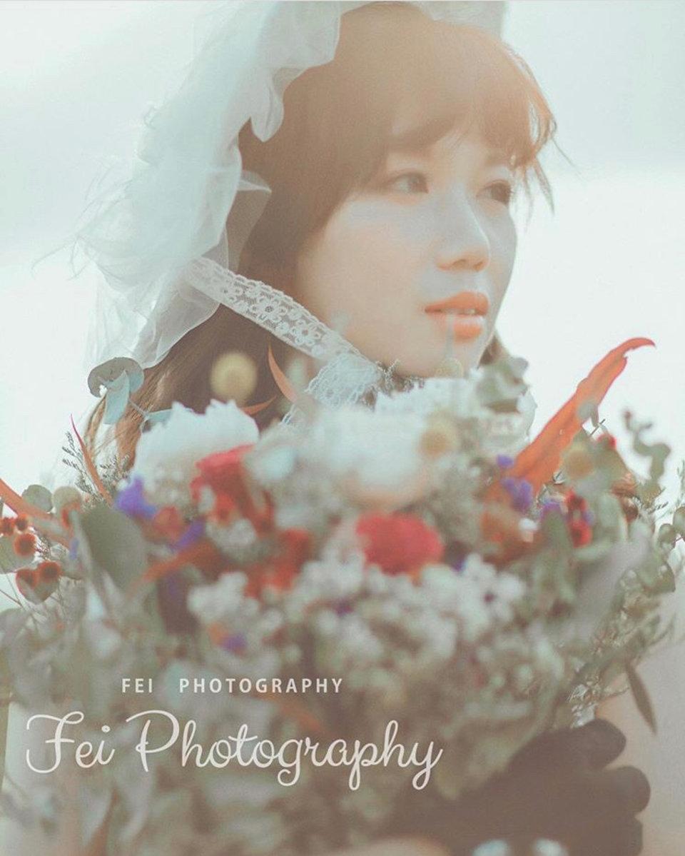 飛妃 Photography/女攝影師,最有溫度的婚紗照❤️