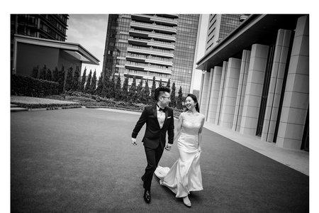 萬豪婚禮_韓系婚禮攝影_堂攝影