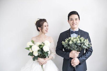 棚內拍攝_韓式婚紗攝影_堂攝影