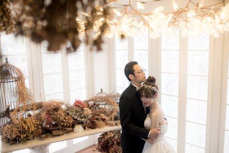 韓式婚紗_堂攝影