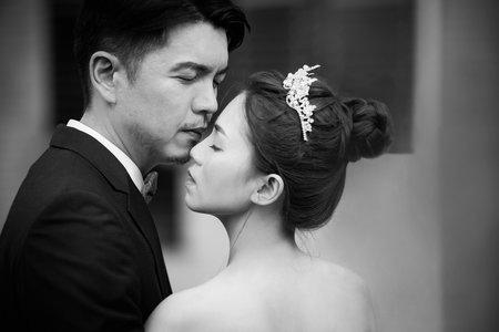 韓式婚紗攝影_堂攝影
