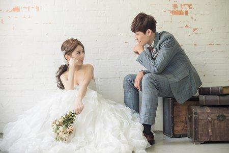 韓風婚紗_堂攝影