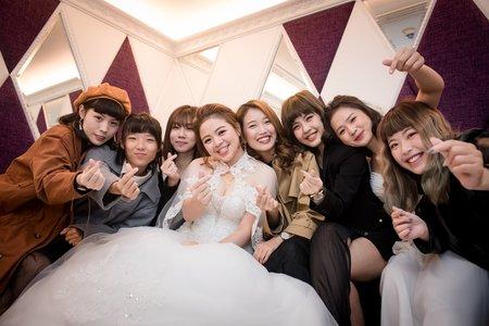 典華_韓風婚禮攝影_堂攝影