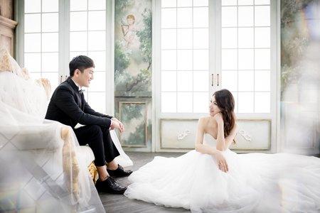 韓風/韓式/韓系_婚紗拍攝_台北自主婚紗