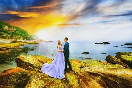 婚紗攝影服務