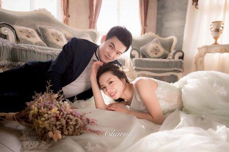 Charme-昌霖&惠玲-婚紗攝影