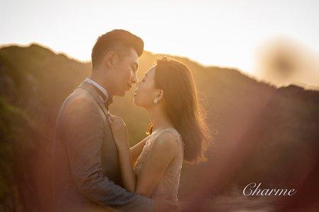 Charme-Late&Vicky婚紗攝影