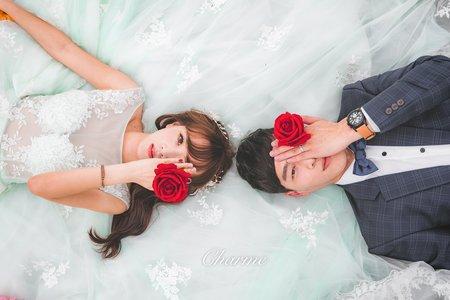 Charme偉傑&采芸-婚紗攝影