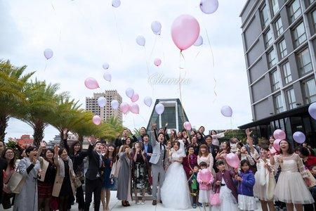 Charme-忠輝&思玟婚禮攝影