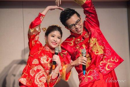 Charme-衍樫&宛青-婚禮攝影