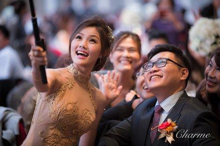 Charme-Max&Helen-婚禮攝影