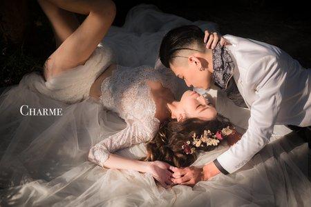Charme-Vito&Ivy-婚紗攝影