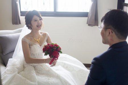 Charme-文頡&美芬-婚禮攝影