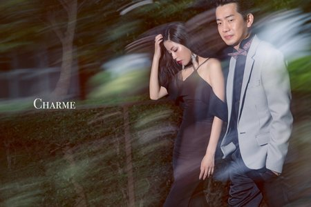 Charme-凱森&王沐-婚紗攝影