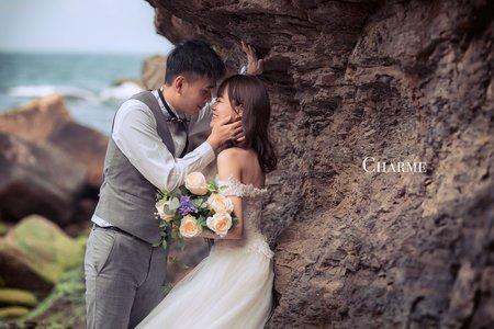 Charme-Eason&Judy-婚紗攝影