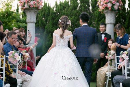 Charme-瑋駿&嘉惠-婚禮攝影