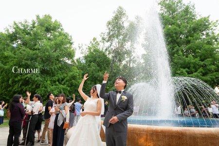 Charme-修齊&莉欣-婚禮攝影