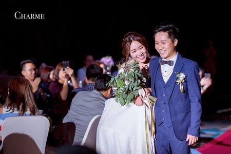Charme-文龍&靜宜-婚禮攝影