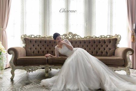 Charme-妃妃-自助婚紗