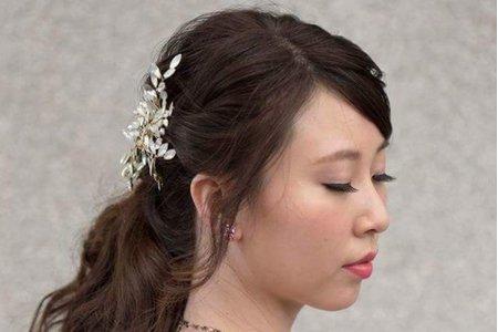 婚宴現場新娘豔茹
