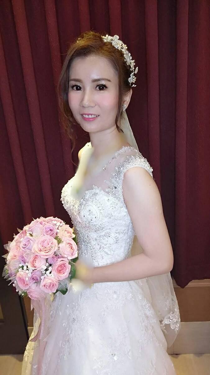 1545286557921 - may beatuy 新娘秘書 整體造型《結婚吧》