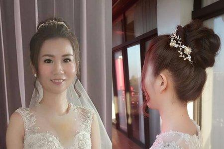 婚宴現場 新娘婉婷