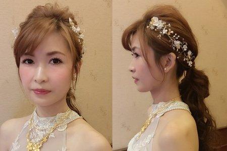婚宴現場 新娘冠欣