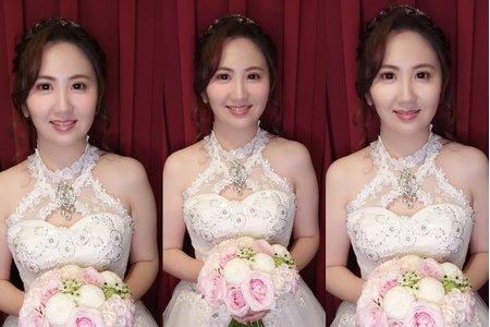 婚宴現場 新娘冠方