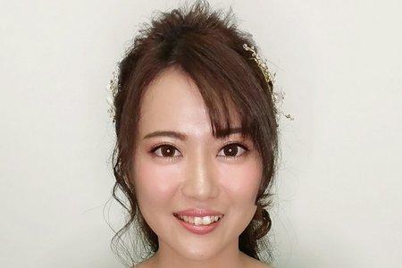 雲林新娘試妝