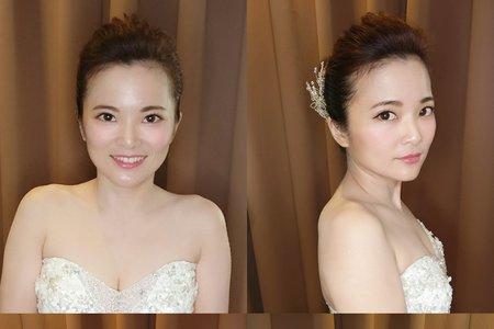 結婚宴新娘 小緯