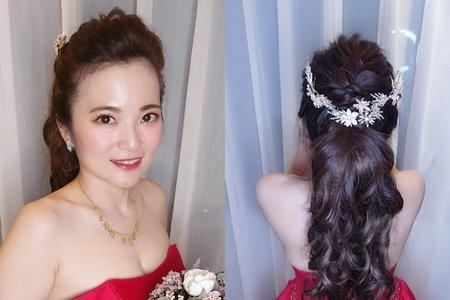 婚宴現場新娘小緯
