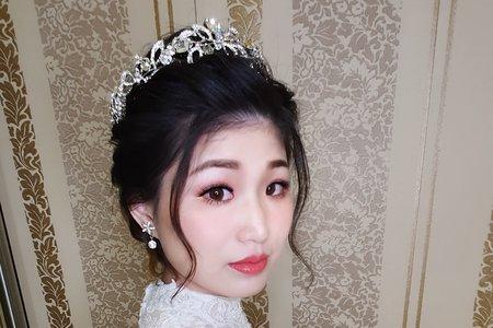 婚宴現場新娘雅惠