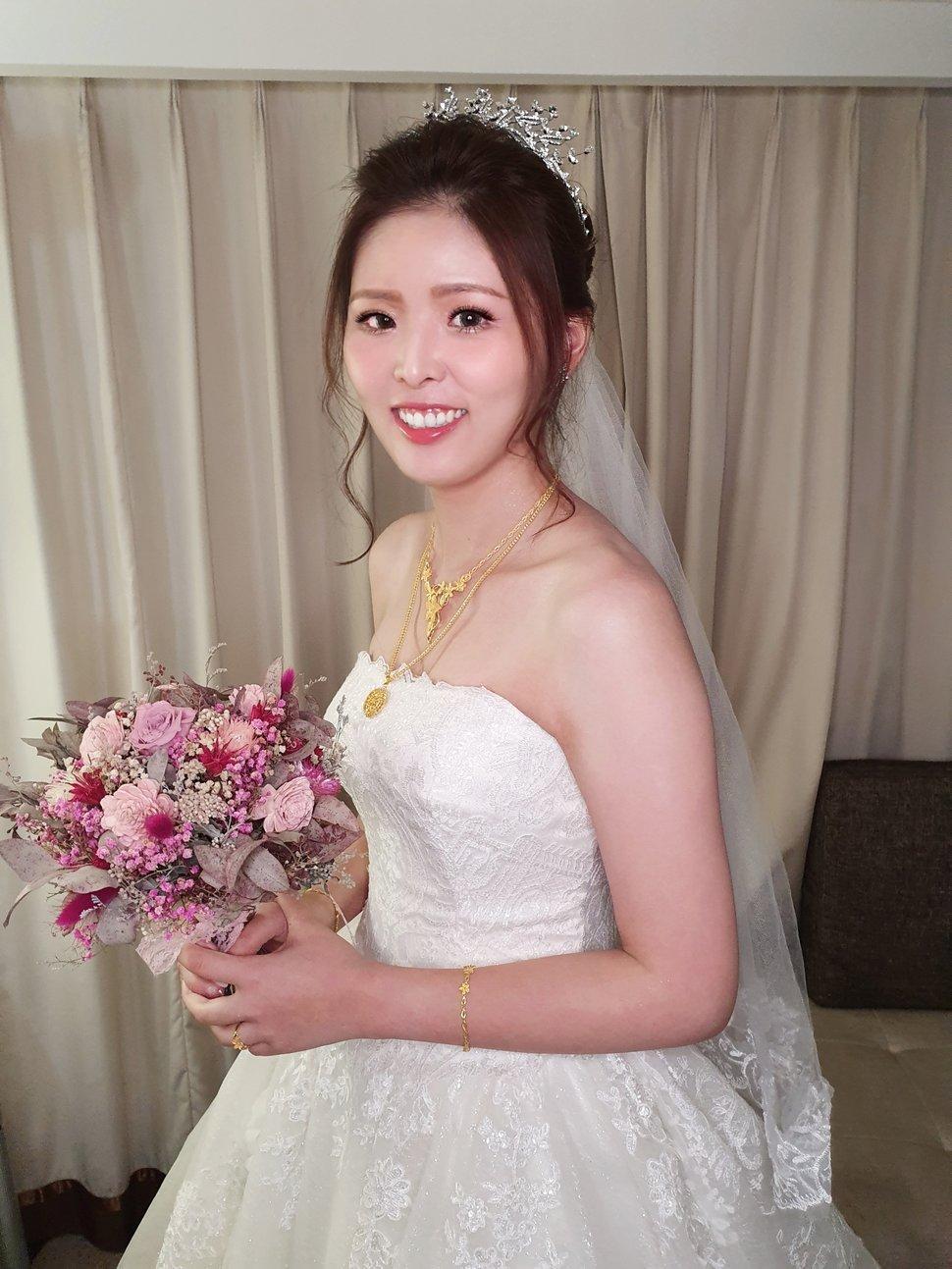 MAKEUP_20190712001233_save - may beatuy 新娘秘書 整體造型《結婚吧》
