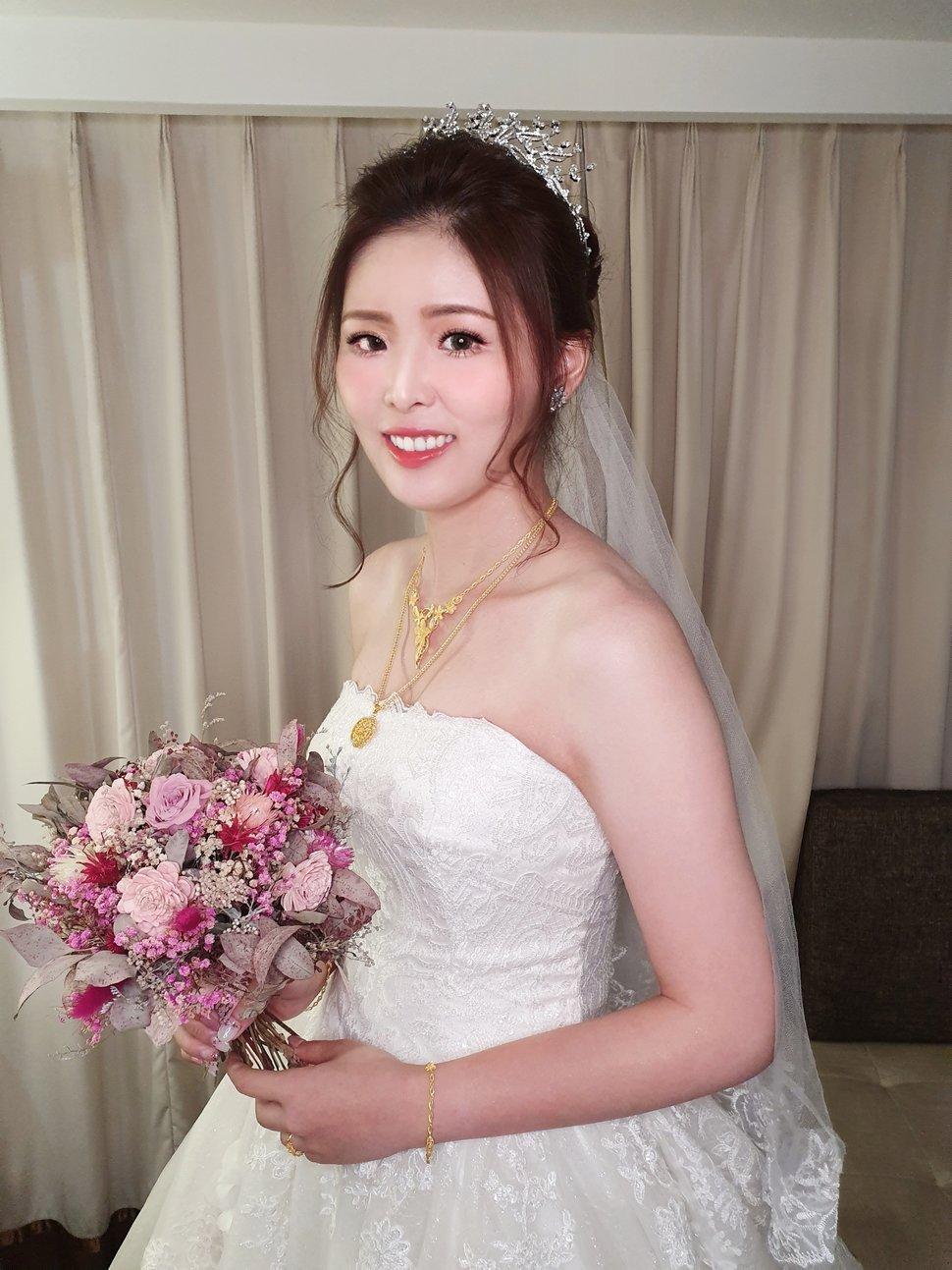 MAKEUP_20190712001145_save - may beatuy 新娘秘書 整體造型《結婚吧》