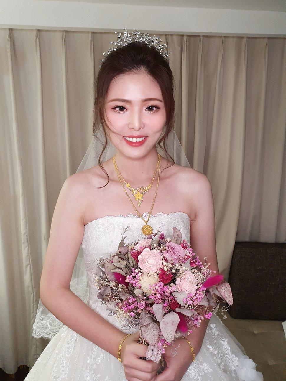 MAKEUP_20190709161300_save - may beatuy 新娘秘書 整體造型《結婚吧》