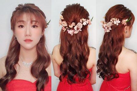 192夢珊浪漫甜美 公主造型