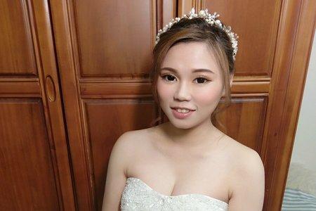 4.婚宴現場新娘 俞臻